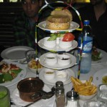 More Burger tower