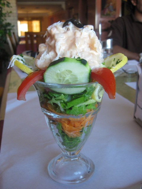 Yes, this is a salad.