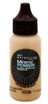 Maybelline Mineral Power foundation, $10