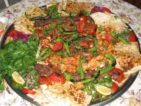 Authentic turkish food from istanbul drool beauty and for About turkish cuisine