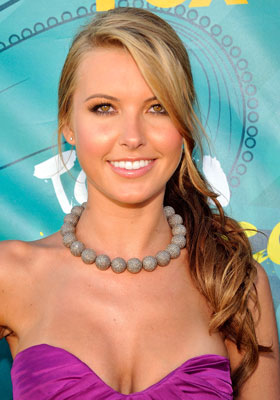 Audrina Patridge at the Teen Choice Awards