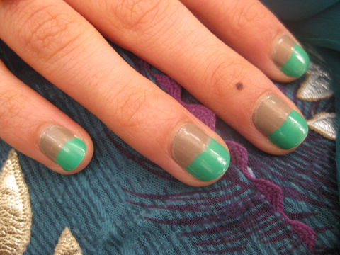 sabeen green taupe