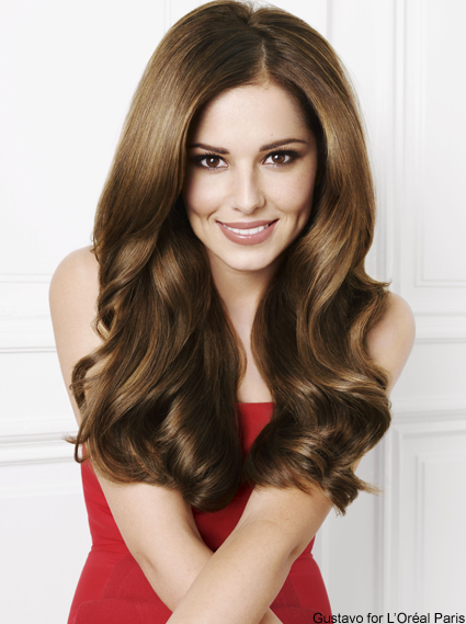 Cheryl Cole for L'Oreal