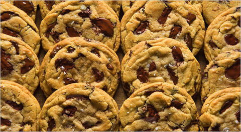 Cookie recipe! Photo credit: Francesco Tonelli for The New York Times