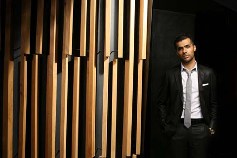 Asim Akthar, founder of men skincare line, Kyoku