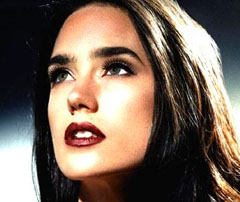 Jennifer Connelly's coveted brows