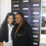 Me and Pat McGrath!