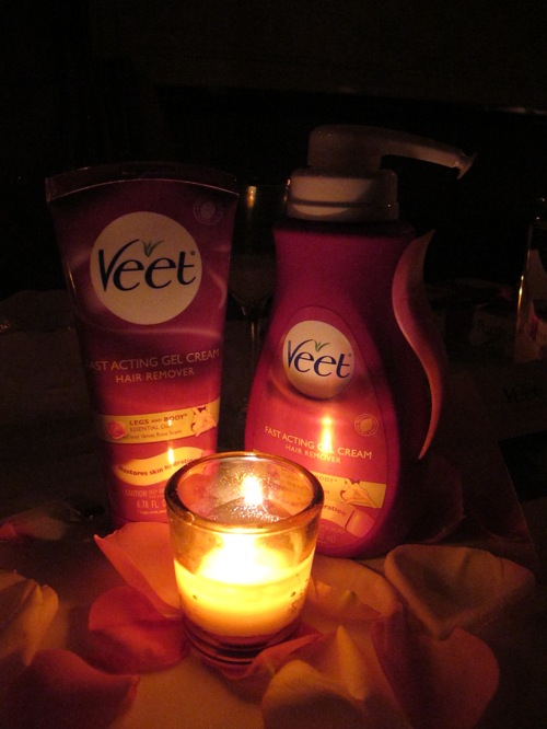"Yesterday, Veet (the ""world's number one depilatory brand) invited an ..."