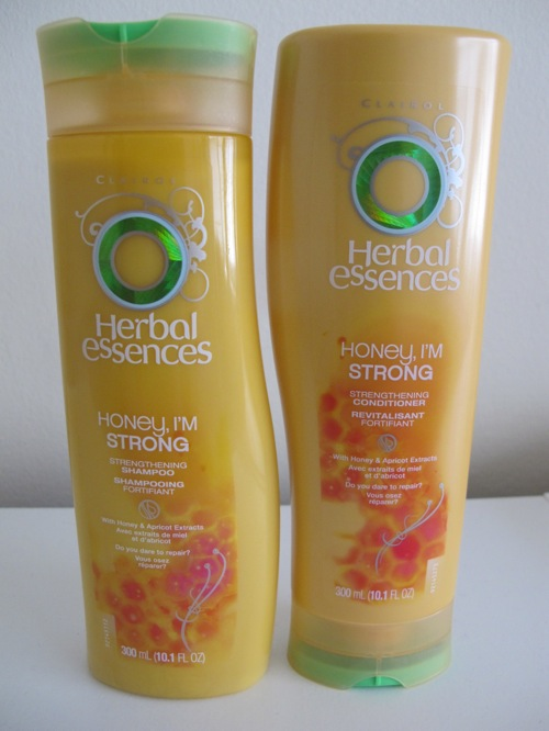 Herbal essences new honey i m strong collection beauty