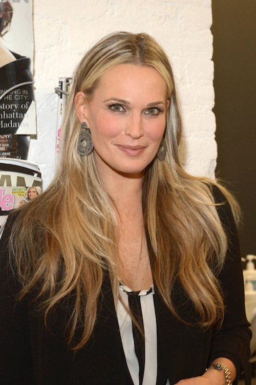 Molly Sims. Photo: Michael Simon / REMBRANDT
