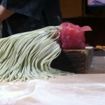 Soba noodles' humble beginnings