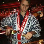 Tricked out bartenders