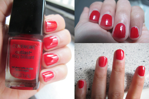 New: Long-lasting nail polishes from CoverGirl! | Beauty and the Feast