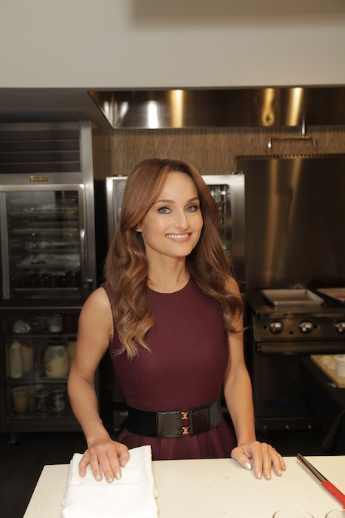Chef giada de laurentiis shares healthy holiday treats for Feast of the seven fishes giada