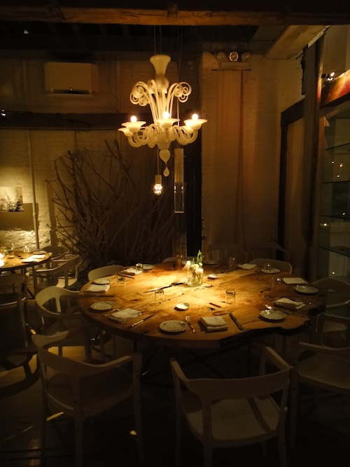 Fave restaurant alert: Dinner at ABC Kitchen | Beauty and ...