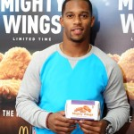 Victor Cruz and his Mighty Wings