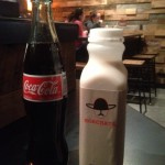 Mexican Coke and Horchata