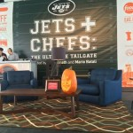 Jets + Chef at NYCWFF