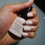 CND Shellac in Romantique from Townhouse Spa