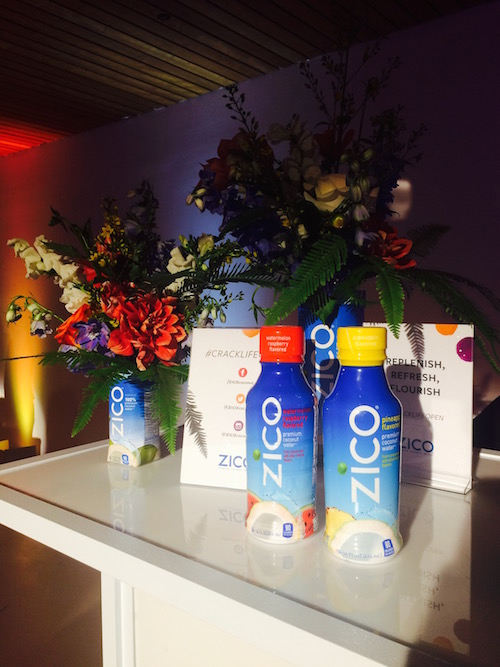 Zico's new coconut water flavors